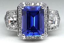 Jewelry: Ring Bling! / Vintage and antique RINGS ... with some contemporary beauties.