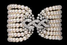 Jewelry & Fashion: Pearls / PEARLS ... vintage and contemporary ... used as jewelry and in fashion.  / by Barb Smith