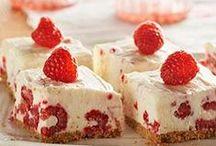 Food: Sweet Treats - No Bake