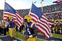 I Bleed Purple & Gold / All things LSU / by Jodie Mallette