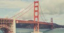 San Francisco / Ga jij op stedentrip naar San Francisco? Ontdek unieke tips en inspiratie in deze city guide!