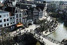 Utrecht / Ga jij op stedentrip naar Utrecht? Ontdek unieke tips en inspiratie in deze city guide!
