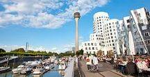 Düsseldorf / Ga jij op stedentrip naar Düsseldorf? Ontdek unieke tips en inspiratie in deze city guide!