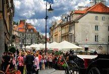 Warschau / Ga jij op stedentrip naar Warschau? Ontdek unieke tips en inspiratie in deze city guide!