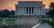 Washington / Ga jij op stedentrip naar Washington? Ontdek unieke tips en inspiratie in deze city guide!