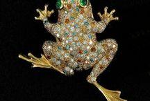Jewelry: Frog/Turtle/Lizard/Snake