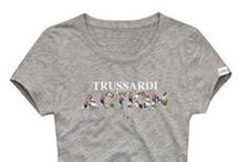 Trussardi ACTION Spring/Summer 2016 / Trussardi ACTION is the premium streetwear brand of the world famous luxury line: Trussardi. Shirts, polo shirts, sneakers, leather jackets, and more.