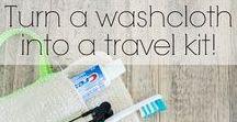 Reis DIY / Leuke DIY ideeën voor thuis en onderweg!