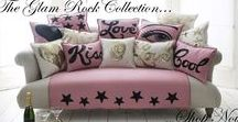 Glam Rock Collection / This gorgeous collection is inspired by the amazing 1970's Glam Rock Era.