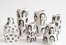 kitchen cabinet / Cool ceramics. / by Marloes Pijfers