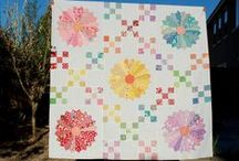 Q the Quilt Goodness! / Quiltology for Inspiration! / by Felicity's Manor