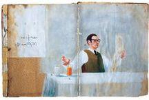 Sketchy / Inspirational sketches & sketchbooks.