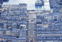 Brest / Images se rapportant de près ou de loin à la ville de Brest, Bretagne
