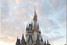 Disney and Disney World / Everything Disney / by Emma Billeaud