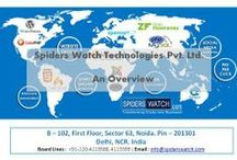 Spiders Watch Technologies Pvt Ltd | Video & Slide / Latest video and slide share of Spiders Watch Technologies Private Limited