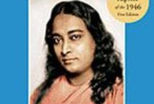 Yogananda Books / #yogananda #books ~ Books by Paramhansa Yogananda, author of one of the top ten spiritual classics of the 20th century #Autobiography of a #Yogi.