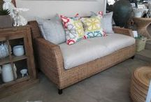 CURRENTLY UNAVAILABLE - Cane Furniture / Available in a variety of colours, please visit our showroom to see samples