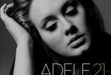 ADELE ~ My favourite singer~ / by ~ E~NİŞLİ ~