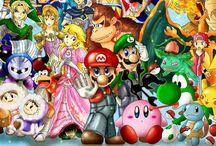 Nintendo / by Melanie Van Til