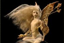 Fairies and Other Whimsical Creatures / Odd, Unexpected, Beautiful / by Raindrops and Roses