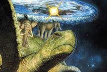 Terry Pratchett / Espace dédié à Terry Pratchett et son oeuvre.