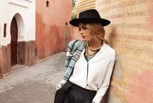 """Style & Fashion / Trendy styles and some wardrobe """"MUST"""" have's. / by Raindrops and Roses"""