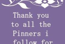Pinterest Pinned Pins / Just Pintertest / by Raindrops and Roses