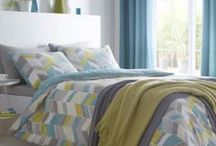 Bedding / Beautifully designed bedding of our own & our inspiration!