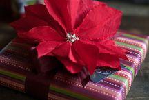 Gift boxes/ wrap