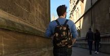 University and college days / Oxford university days. What you need for university. #studentlife #backpack #unilife #mensstyle #mensbags #rucksack #fashion #mensfashion #bag
