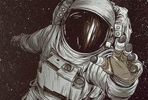 Dessine-moi une planète / Illustrations et Univers