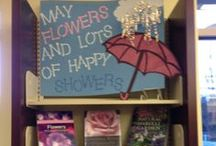 Library Displays @ BCPL
