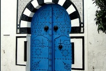 Moroccan Style turquoise