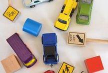 Kreative Spielideen / Interessante Anregungen für unsere Kleinsten. Kreatives Spielzeug muss nicht teuer sein. Manchmal reicht ein guter Einfall.