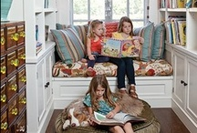 Cozy Reading Spots / by Bullitt County Public Library