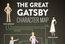 The Age of Gatsby / Are you obsessed with The Great Gatsby? Check out these read alikes and other books set during the Jazz Age, or enjoy other Gatsby-inspired pins.