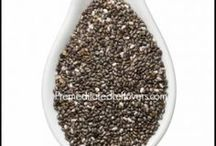 chia seeds / by Marggi Torres