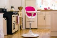 Scoop Highchair / Scoop highchair - grows with your child from stylish highchair to contemporary chair.