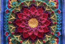 Crochet Blocks + Squares