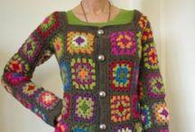 Crochet - Clothing / Gehaakte kleding crocheted clothing free patterns