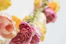 ART WITH FLOWERS / Decoración con Flores para cada rincón