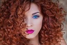 Grown 'N Sexy Hairstyles / Various women's hairstyles for varying lengths, textures and tastes. Hairstyles appealing to the  mature, young, and anything in-between. Includes some styles with various hair-colors. For more pins on hair-color, visit the Haute Hair Color Board.