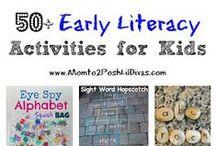 ELA: Early Literacy
