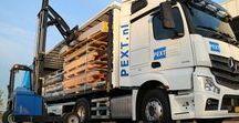 Pext - het bedrijf / Een kijkje nemen binnen Pext