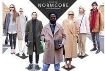 Terminos de Moda: NORMCORE / Normcore procede del colectivo K-Hole de previsión de tendencias que ya lo describía hace meses com la actitud que parte de hacer apología del effortless, llevado a un nivel superior.