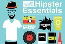 Términos de Moda: HIPSTER / Hipster es una palabra del inglés cuyo uso data de 1940, cuando era usada como un equivalente del término hepcat, un estilo o moda asociado al ámbito del jazz. Para su adaptación al idioma español, es aconsejable escribirla en redondas y con tilde en la i: hípster.
