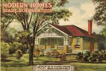 1800's - 1940's Home Interiors & Gardening / by Lance Whitlow