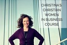Christian Women Entrepreneurs on Fire