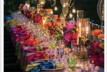 WEDDING_INSPO / Ideas for décor, table layouts, photos, dresses, cakes and all things wedding