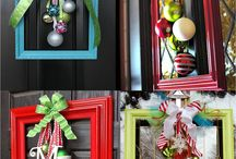 DIY Gift Ideas / Create Special Framed Gifts any time of year!
